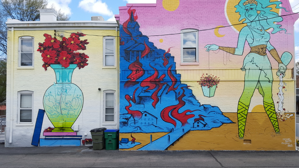 Atena par Mickaël Broth - 8 N Belmont Ave, Richmond, VA 23221, États-Unis