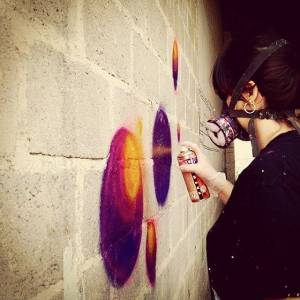 cynthia dormeyer - street art