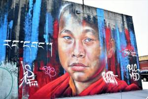 adnate - street art - bushwick - brooklyn - NYC - usa