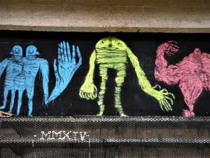 bault - street art - paris - france