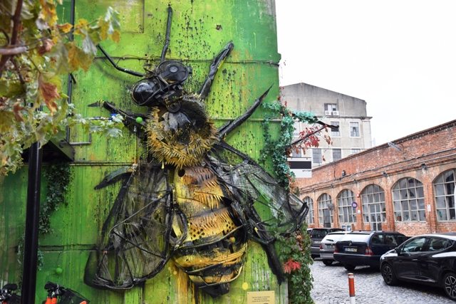 bordalo II - street art - lisbonne - portugal