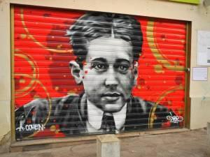 dire132 - street art - marseille