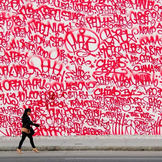 barry mcgees - street art - houston street - new york city