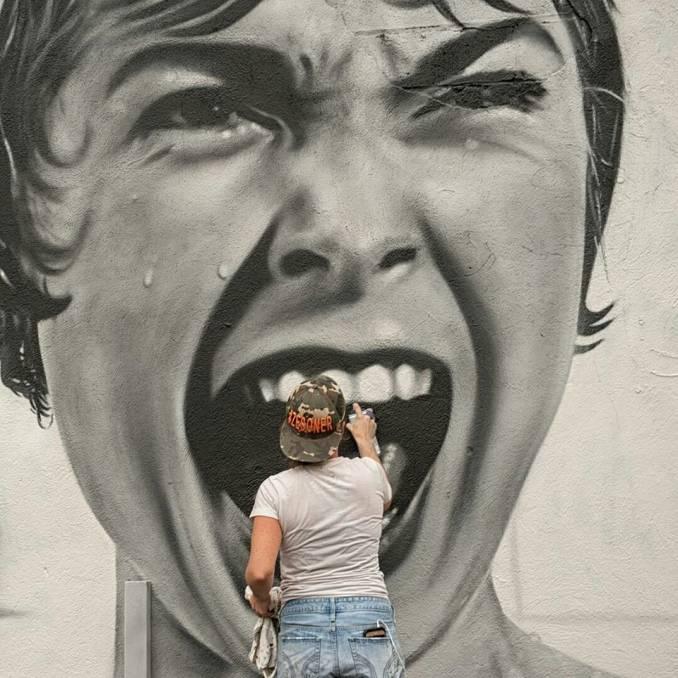 bkfoox - street art