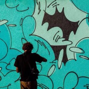 greky - 25eme - graffiti - vannes - bretagne