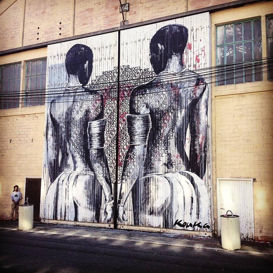 kouka - street art - toulouse - misterfreeze