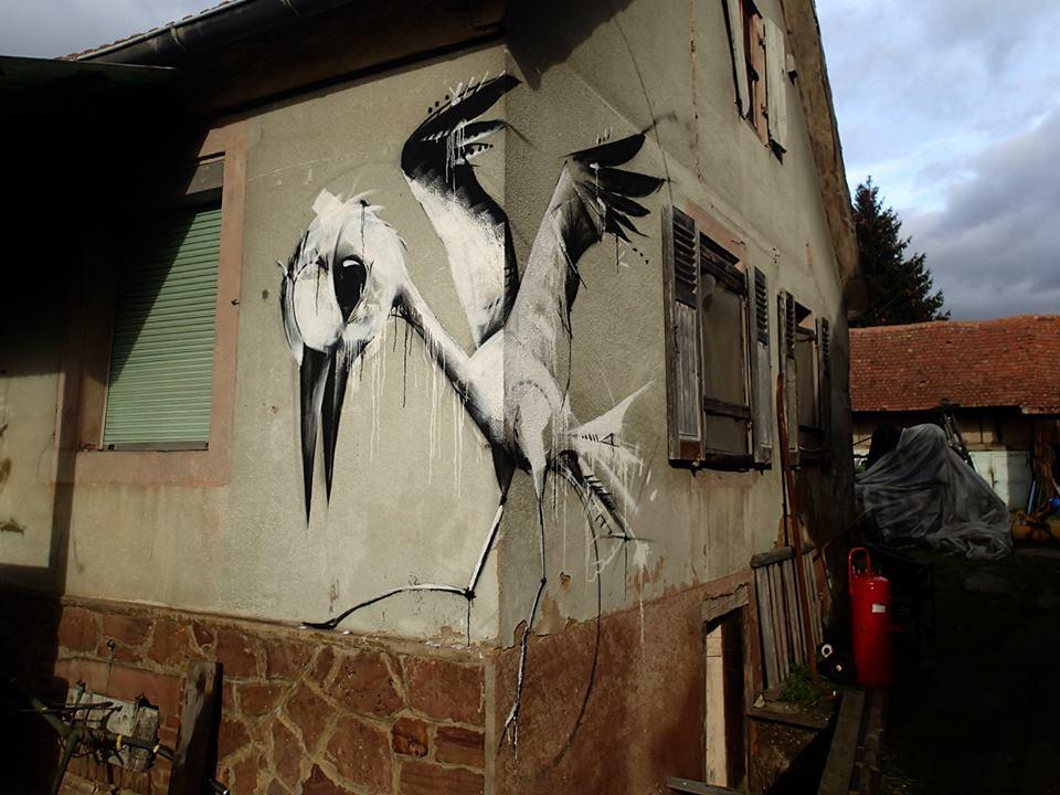 mika - michael husser - street art - alsace