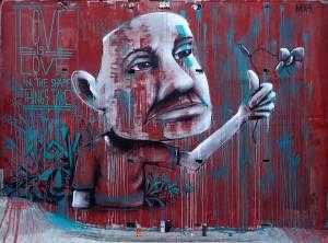mika - michael husser - street art - bordeaux
