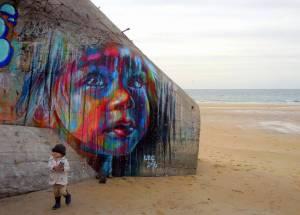 sema mao - street art - ile de ré