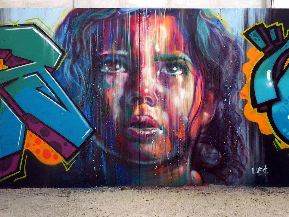 sema mao - street art - journee urbaine - limoges