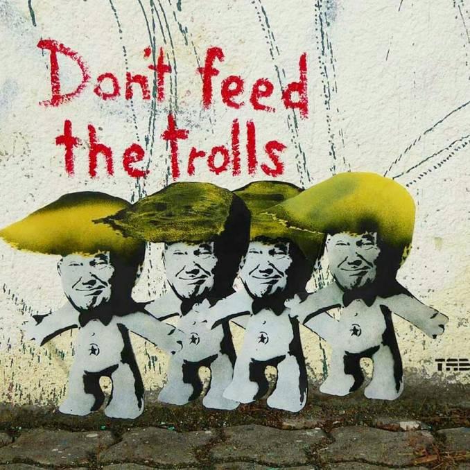 trump - dumptrump - street art avenue - graffiti - tabby