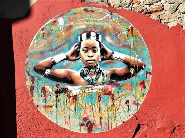 akore - street art - barcelone