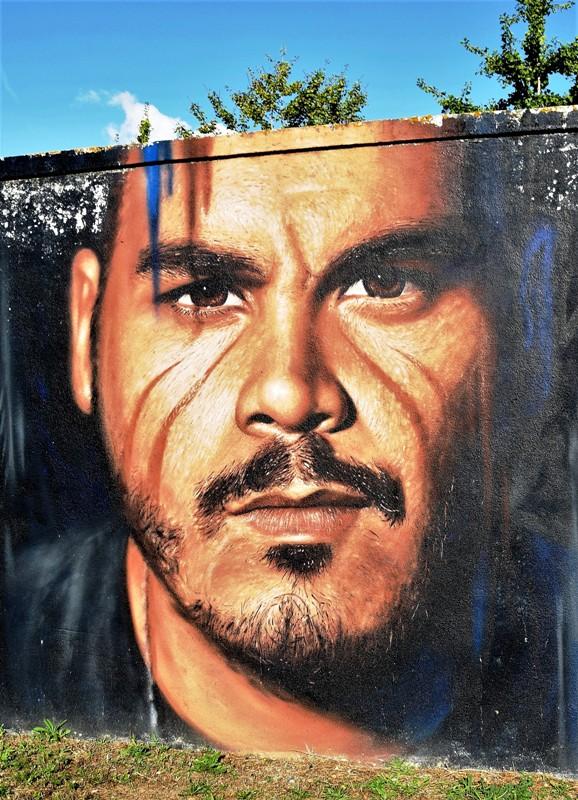 jorit agoch - street art - liisbonne - portugal