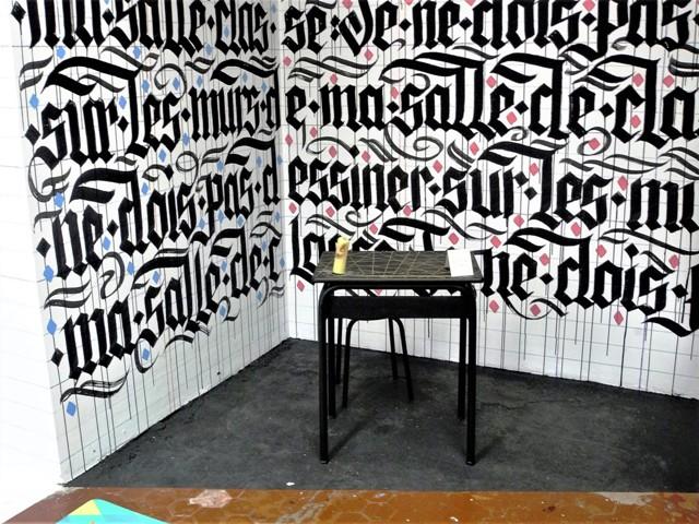 claude laurentin - street art - marseille