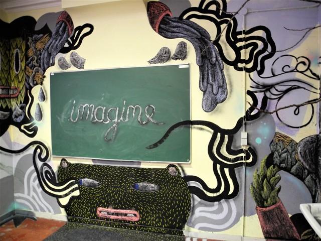 gilbert mazout- street art - marseille