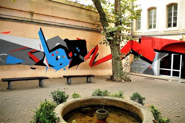 remi rough- street art - marseille