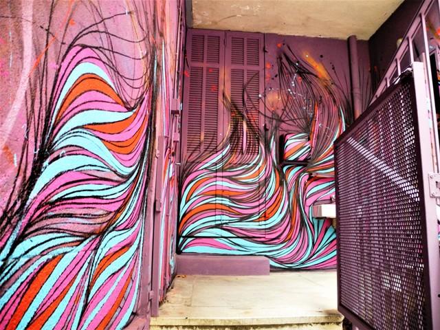 virginie biondi - street art - marseille
