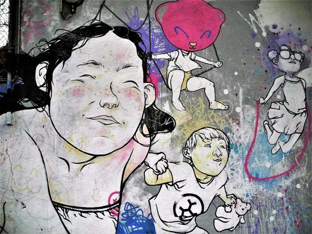 alexandre d'alessio - street art - marseille