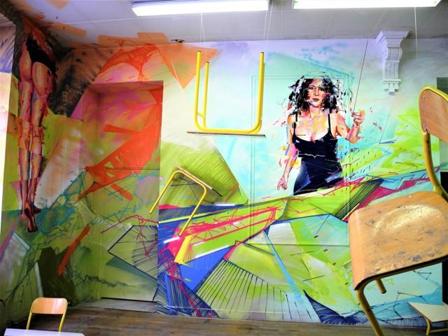 remi uno - street art - marseille