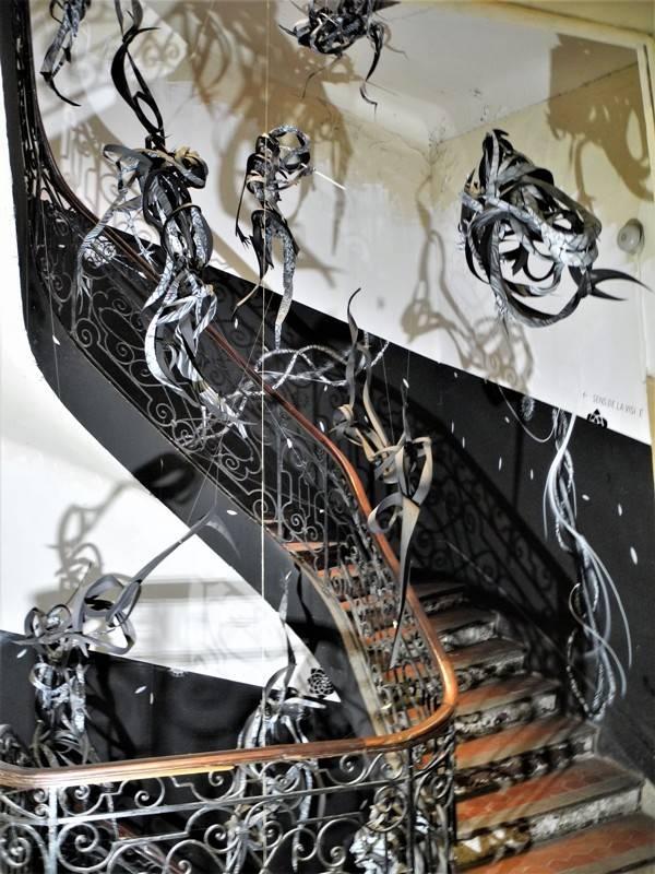 lapin thur - street art - marseille