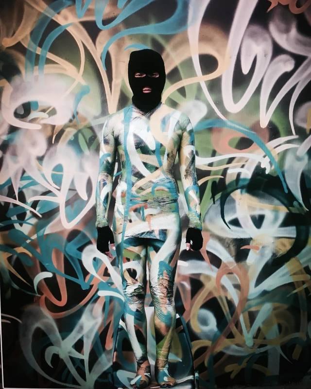 Rafael Sliks - street art - graffiti - sao paulo