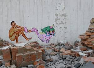 robbbb - street art - pekin - china