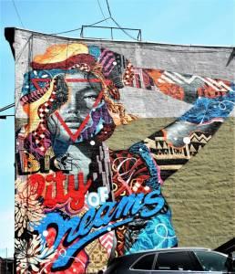 tristan eaton - street art - soho - new york