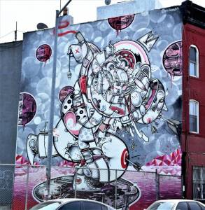 how & nosm - brooklyn - new york