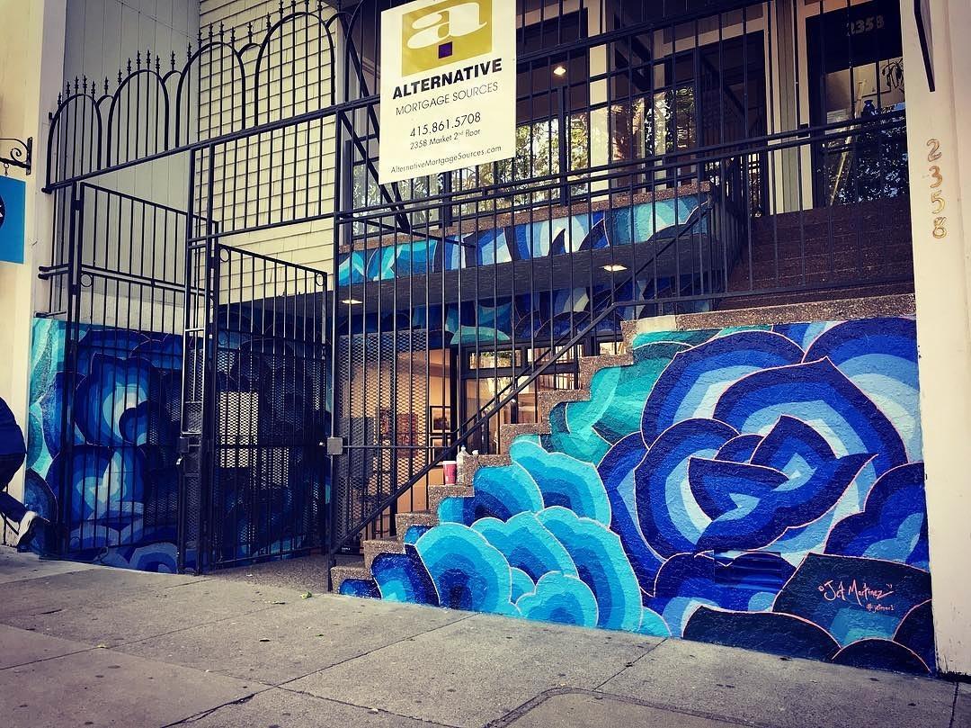 jet martinez - street art - castro - san francisco