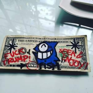 pez - one fish - one dollars