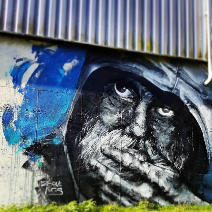 zermi fugs - street art - collectif A4 - vannes