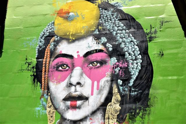 fin dac - street art - berlin