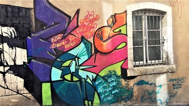 zas - street art - marseille