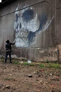"""Death anxiety"", Berlin (2013)"