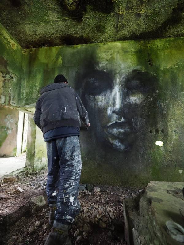 la rouille - street art - urbex - vannes - bretagne - meucon