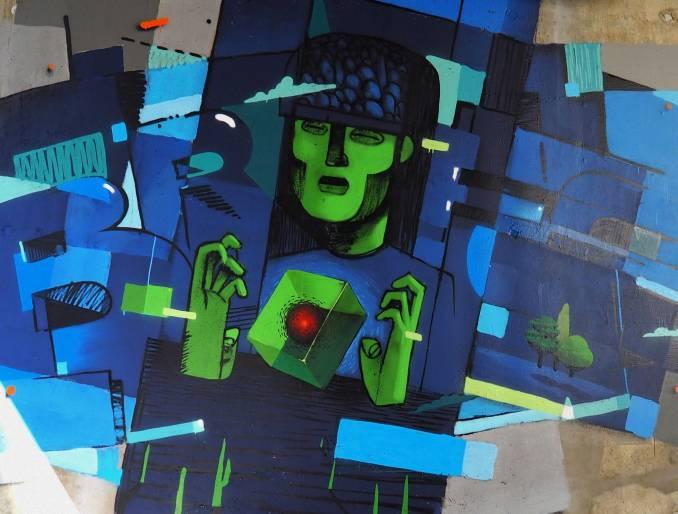 brez72 - street art - vannes et sa street