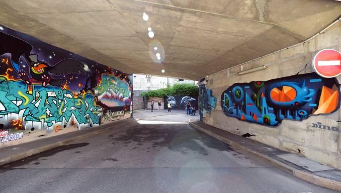 rwick - les gens - dino voodoo - street art - vannes et sa street