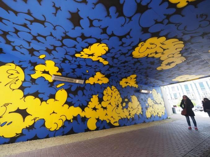 greky 25ème - street art - vannes et sa street