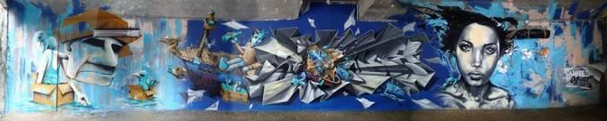 mika - korse - songe - jef - street art - vannes et sa street
