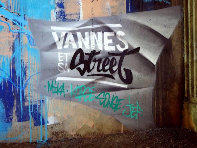 vannes et sa street - songe - street art