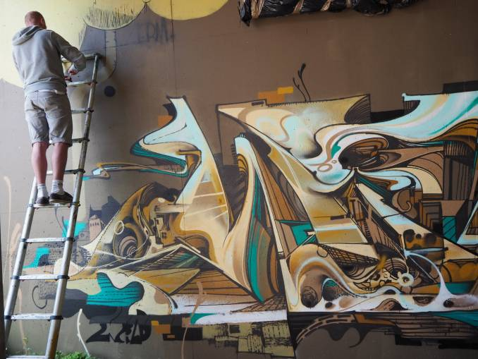 neist - bims - aries - zermi fugs - street art - vannes et sa street