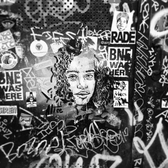 Alice Pasquini - street art avenue - amsterdam