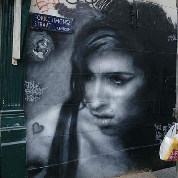 Judith de Leeuw - street art avenue - amsterdam