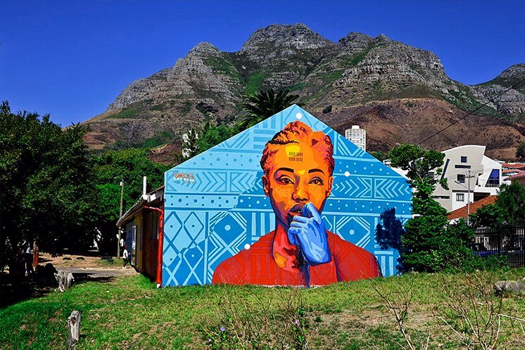 """""""Camissa"""" Cape Town, South Africa (2017)"""