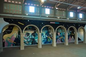 dourone - street art - tenerife
