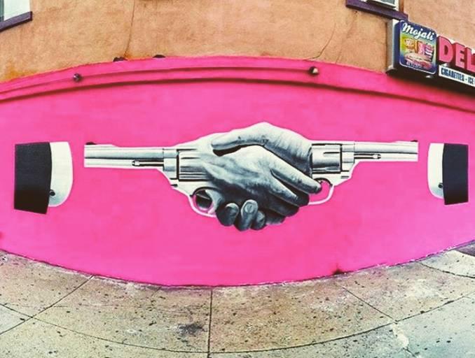 bikismo - street art avenue - new york city