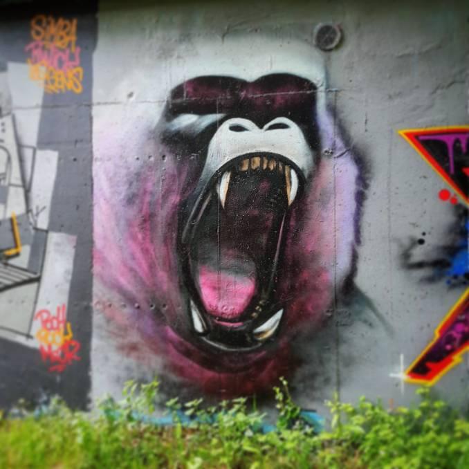 jib - street art avenue - vannes - séné