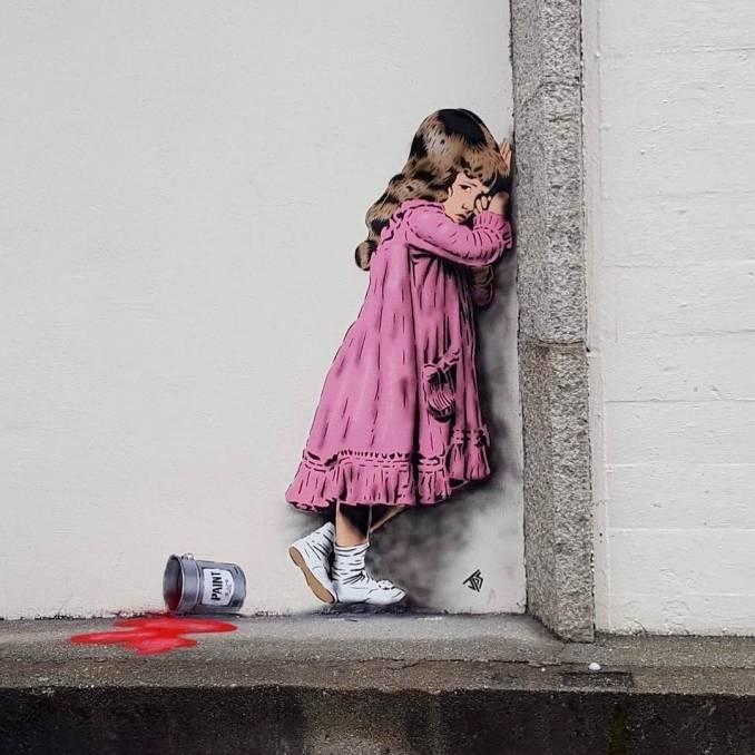 jps street artist - street art avenue - stavanger - nuart festival
