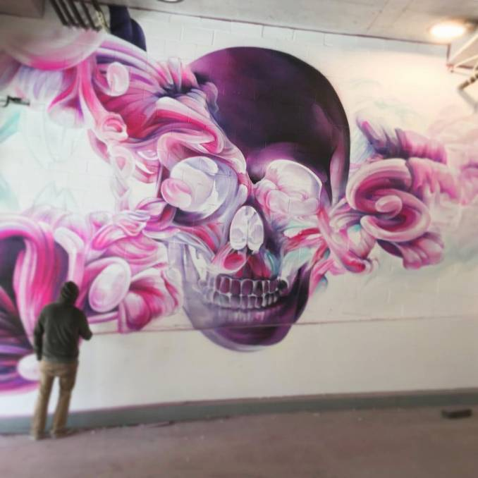steve locatelli - street art avenue - new york city