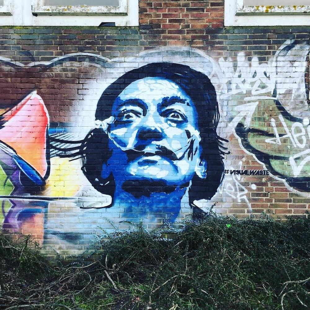 street-art-avenue-mosaic-blue-visualwaste-ndsm-amsterdam